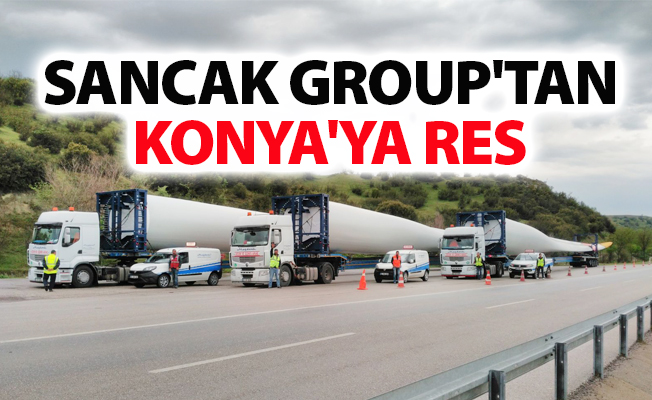Sancak Group'tan Konya'ya RES